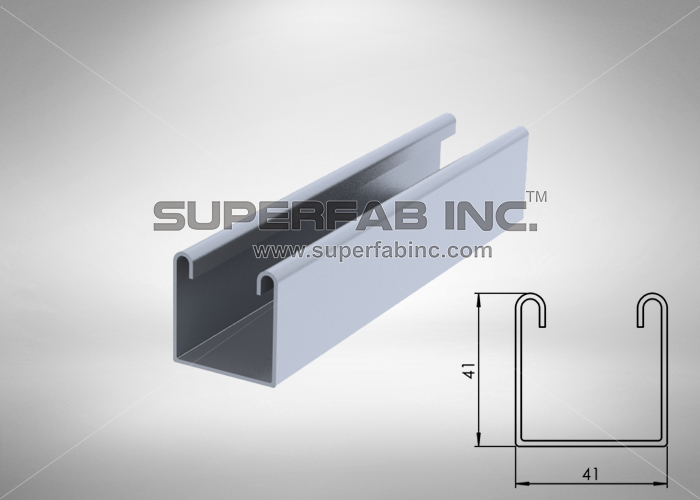 Super Strut Channel